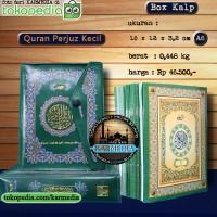 Jual Al-Quran Perjuz Ukuran Kecil - Alquran Ar Rouf Per Juz - Toha Putera Murah