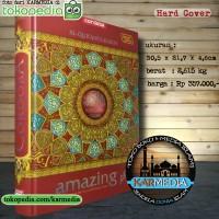 Jual [tanpa e-pen] Al Quran Cordoba Amazing 101 in 1 - Cordoba - Karmedia Murah
