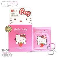 Jual Hello Kitty Naturgo Japan (Masker Lumpur) 1 BOX (10 sachet) Murah