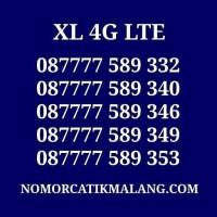 Jual kartu perdana nomor cantik XL 4G LTE | 08777 999 54xx Murah