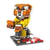 Jual L6025 Loz Lego Nano Block Kungfu Panda Tigress KODE PL6025 Murah