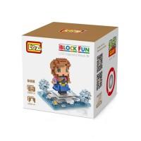 Jual L6076 Loz Lego Nano Block Frozen Anna KODE PL6076 Murah