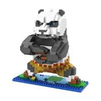 Jual L6024 Loz Lego Nano Block Kungfu Panda Po KODE PL6024 Murah