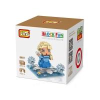 Jual L6075 Loz Lego Nano Block Frozen Elsa KODE PL6075 Murah