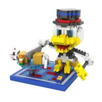 Jual L6053 Loz Lego Nano Block Donald Magician KODE PL6053 Murah