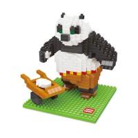 Jual L6064 Lego Nano Block Wise Hawk Kungfu Panda P KODE PL6064 Murah