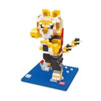 Jual L6065 Lego Nano Block Wise Hawk Kungfu Panda T KODE PL6065 Murah