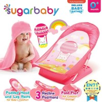 Jual Sugar Baby Deluxe Baby Bather Roxie Rabbit PINK Murah