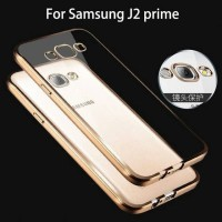softcase jelly chrome samsung galaxy J2 prime