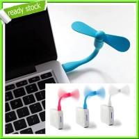 Kipas Angin USB MINI Fleksibel/Mini USB Fan Flexyble