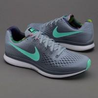 Sepatu Lari Nike Womens Air Zoom Pegasus 34 Solstice Wolf