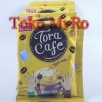 Kopi Tora Cafe Caramelove / Karamel / Caramel Topping 10Pcs x 22.5Gr