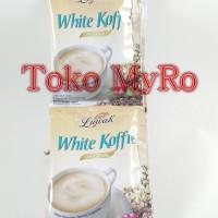 Luwak White Koffie / Kopi Luwak 10Pcs x 20Gr