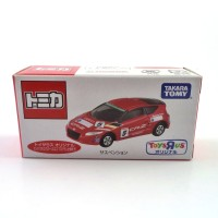 PROMO TOMICA TOYS R US AXCLUSIVE HONDA CRZ ( SPORT ) RED
