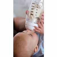 Jual Botol Susu Tommee Tippee Express & Go Breast Milk Pouch Bottle 180ml Murah