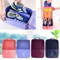 Jual Murah ! Korean Shoes Pouch (tempat sepatu / sandal) -+3pasang Murah