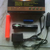 Jual DISKON SWAT Mini Advance Senter Zoom CREE Police 99000W include Charge Murah