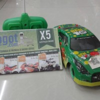 Remote control cars spiderman mainan anak battery mobil ben 10 batman