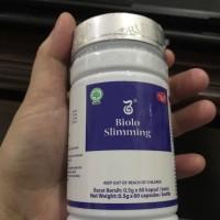 Biolo Slimming BPOM TR 142382821 / New WSC Biolo Sudah BPOM