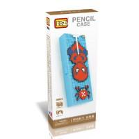 AD3819 Loz Lego Nano Block Pencil Case Spiderman KODE Gute3685