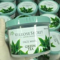Jual Lulur Wajah Nature Organic GREEN TEA Murah