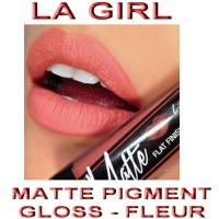 Jual LA GIRL - MATTE PIGMENT GLOSS - FLEUR Murah
