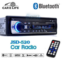 Jual Tape Audio Mobil Multifungsi Bluetooth USB MP3 FM Radio [BARU] Murah