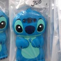 Jual Samsung J510 - J5 2016 Casing Silicon 3D karakter Stitch Murah