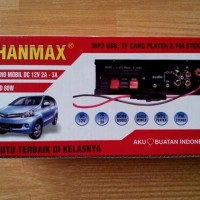 Jual Rakitan kit  USB MP3 FM Tape Mobil Amplifier Stereo Murah