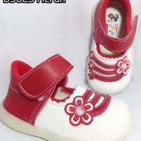 Sepatu Anak Perempuan Sepatu Sandal Anak Bs023 Merah Size 22-25