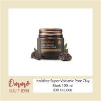Jual Innisfree Super Volcanic Pore Clay Mask 100 ml Murah