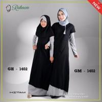 Baju Muslim Couple Ibu dan Anak - Rahnem 1402 - Baju Couple