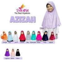 Jual jilbab anak Syifana Azizah/kerudung sekolah anak lucu Murah