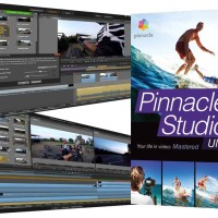 PINNACLE VIDEO STUDIO ULTIMATE 19, VEGAS PRO 14, FILMORA 8, ULEAD 12
