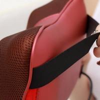 Jual aksesoris mobil Bantal Pijat leher Shiatsu Pillow Murah