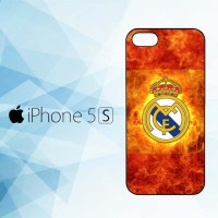 Casing Hardcase HP iPhone 5, 5s Real Madrid 2016 X4259