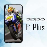 Casing Hardcase HP Oppo F1 PLUS Valentino Rossi X4619