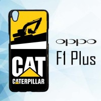 Casing Hardcase HP Oppo F1 PLUS caterpillar excavator X5861