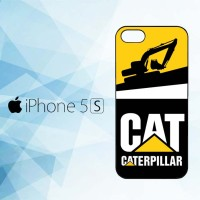 Casing Hardcase HP iPhone 5, 5s caterpillar excavator X5861