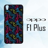 Casing Hardcase HP Oppo F1 PLUS Fox Wallpapers Motocross X4532