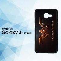 Casing HP Samsung Galaxy J5 Prime Wonder Woman America X5753