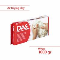 Jual Das Modeling Air Drying Clay White 1000 gr Murah