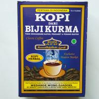 Jual EXCLUSIVE Kopi Herbal Biji Kurma Binafif Classic Coffee Murah