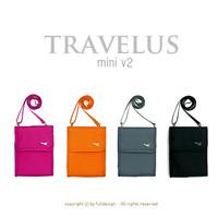 Jual MURAH ! 279 Mini Travel Sling Bag  Pouch paspor Travelus V2 Tas slempa Murah