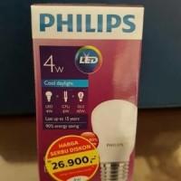 Jual Lampu LED 4 Watt Philips Murah