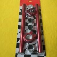 Stang Jepit Drag 15 Derajat Ninja R RR Satria F FU RX-King Mio Vixion