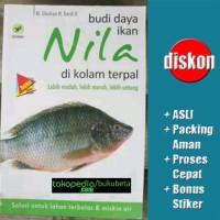 Budidaya Ikan Nila di kolam Terpal - M Ghufran H Kordi K