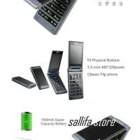 Jual Preorder 7 Hari Flip phone klasik Lenovo MA388 Murah