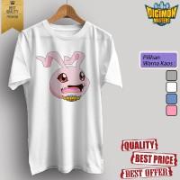 Baju kaos t-shirt dewasa/anak ANIME TV DIGIMON 20