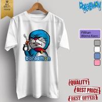 Baju kaos t-shirt dewasa/anak ANIME TV DORAEMON 09